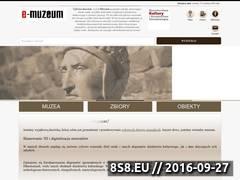 Miniaturka domeny e-muzeum.eu