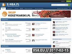 Miniaturka domeny www.e-nba.pl