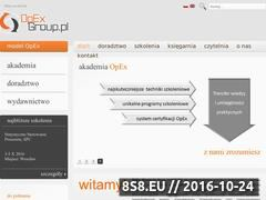 Miniaturka domeny www.e-opex.pl