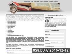 Miniaturka domeny www.e-pisanie-prac.pl