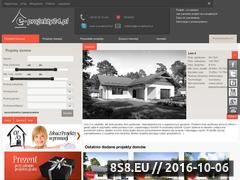 Miniaturka domeny www.e-projekty24.pl