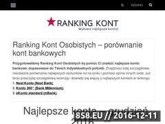Miniaturka domeny e-rankingkont.pl