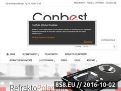 Miniaturka domeny www.e-refraktometry.pl