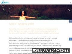 Miniaturka domeny e-sanora.eu