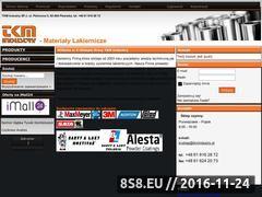 Miniaturka Materiały Lakiernicze (www.e-sklep.tkmindustry.pl)