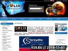Miniaturka domeny www.e-solix.com
