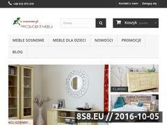 Miniaturka domeny e-sosnowe.pl