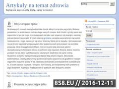 Miniaturka domeny www.e-translacja.pl