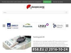 Miniaturka domeny e-ubezpieczenie.com