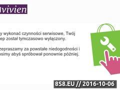 Miniaturka domeny e-vivien.pl