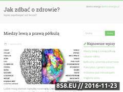 Miniaturka domeny e-voila.pl