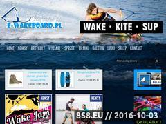 Miniaturka domeny e-wakeboard.pl
