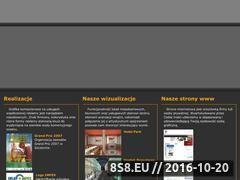 Miniaturka domeny www.e-wizualizacje.pl