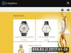 Miniaturka domeny e-zegarki.pl
