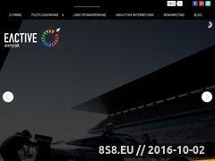 Miniaturka domeny eactive.com.pl
