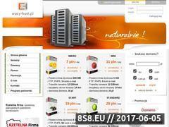 Miniaturka domeny www.easy-host.pl