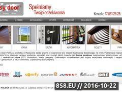 Miniaturka domeny www.easydoor.pl