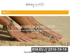 Miniaturka domeny www.easynails.pl