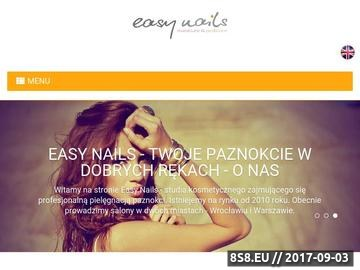 Zrzut strony Manicure hybrydowy Warszawa