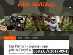 Miniaturka domeny easypaintball.pl