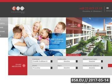 Zrzut strony Pruszków mieszkania