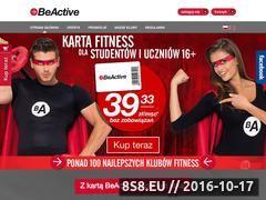 Miniaturka domeny www.ebeactive.pl