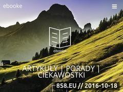 Miniaturka domeny ebooke.pl