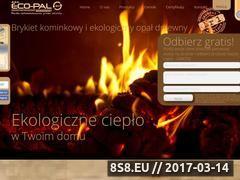 Miniaturka domeny www.eco-pal.pl