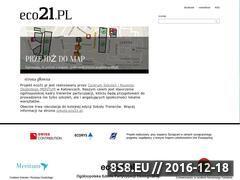 Miniaturka domeny eco21.pl