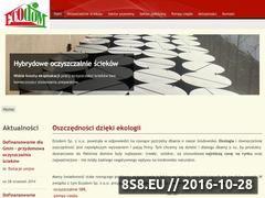 Miniaturka domeny ecodom-krakow.pl