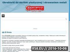 Miniaturka domeny www.ecometal.com.pl