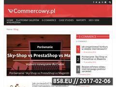 Miniaturka domeny ecommercowy.pl