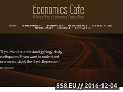 A-Level - JC Economics Tuition Singapore Website