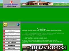 Miniaturka domeny www.ecopol-system.pl