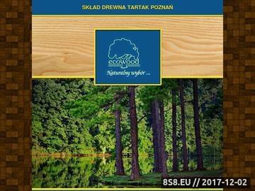 Zrzut strony Skład drewna