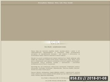 Zrzut strony Aranżacja i projektowanie wnętrz Warszawa