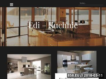 Zrzut strony Meble Kuchenne Szczecin