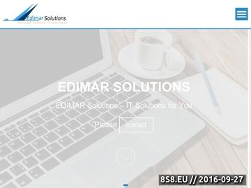 Zrzut strony Ogólny opis proponowanych produktów, zakres rozwiązań