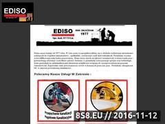 Miniaturka domeny www.ediso.com.pl