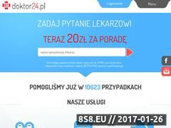 Miniaturka domeny edoktor24.pl