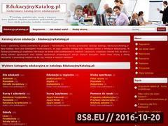Miniaturka domeny www.edukacyjnykatalog.pl