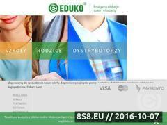 Miniaturka domeny www.eduko.pl