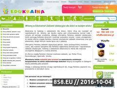 Miniaturka domeny edukraina.pl