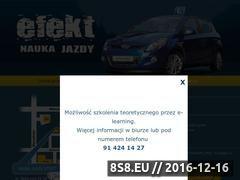 Miniaturka domeny efekt-szczecin.pl