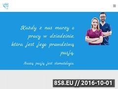 Miniaturka domeny www.efektdent.pl