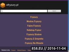 Miniaturka domeny www.efryzury.pl