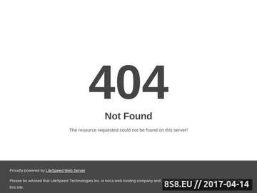 Zrzut strony Egloo.pl - platforma usług elektronicznych dla rynku mieszkaniowego w Polsce