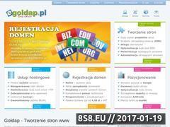 Miniaturka domeny egoldap.pl
