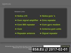 Miniaturka domeny www.egsm.eu