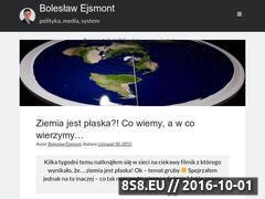 Miniaturka domeny ejsmont.info